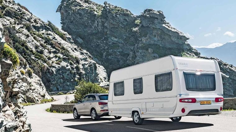 Welke band moet je kiezen voor je caravan?