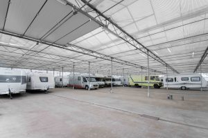 Limburgse caravanstallingen overvol: Maar bij Parki kunt u nog terecht!